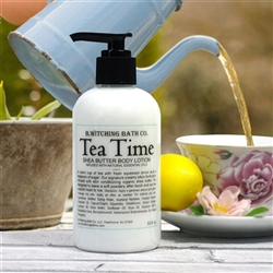 Tea Time Shea Butter Lotion