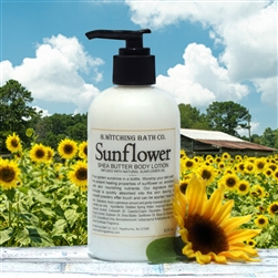 Sunflower Shea Butter Body Lotion