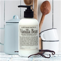 Vanilla Bean Shea Butter Body Lotion
