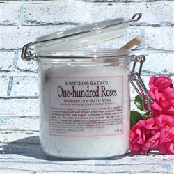 One-hundred Roses Bath Salt Soak
