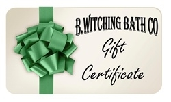 B.Witching E-Gift Certificate