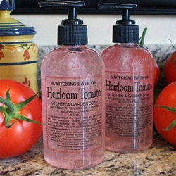 Heirloom Tomato Kitchen & Garden Soap