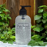 Patchouli  Moisturizing Liquid Cleanser