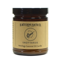 Sagittarius Astrology Candle