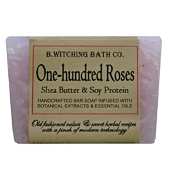 One-hundred Roses Bar Soap