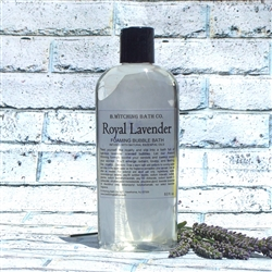 Royal Lavender Bubble Bath