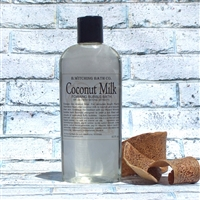 Coconut Milk Bubble Bath