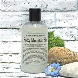Rocky Mountain Sky Shower Gel