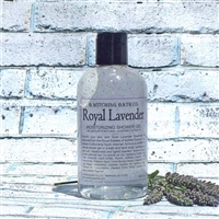Royal Lavender Shower Gel