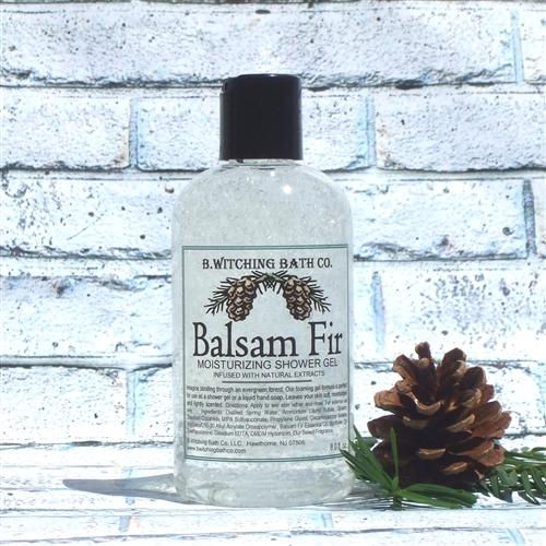 Balsam Fir Shower Gel