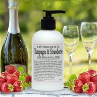 Champagne & Strawberry Lotion