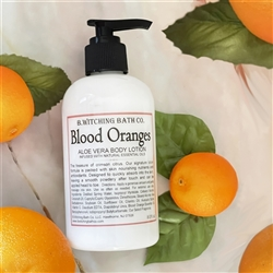 Blood Oranges Aloe Vera Lotion