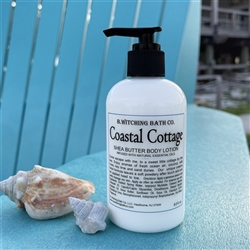 Coastal Cottage Shea Butter Lotion