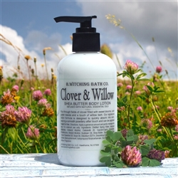 Clover & Willow Shea Butter Body Lotion