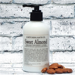 Sweet Almond Shea Butter Lotion
