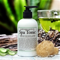 Spa Tonic Aloe Vera Lotion
