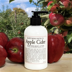Apple Cider Aloe Vera Lotion