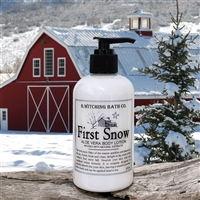 First Snow Aloe Vera Lotion