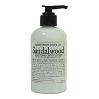 Sandalwood  Goat's Milk Lotion