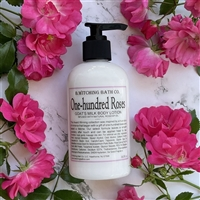 One-hundred Roses Goat's Milk Lotion