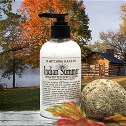 Indian Summer Shea Butter Lotion