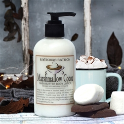 Marshmallow Cocoa Shea Butter Lotion
