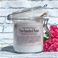 One-hundred Roses Bath Soak - Dead Sea Salt