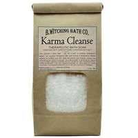 Karma Cleanse Bath Soak - Epsom Salt