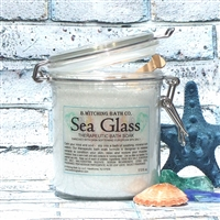 Sea Glass Bath Soak - Dead Sea Salt