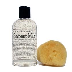 Coconut Milk Shower Gel Gift Set