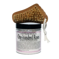 One-hundred Roses Scrub Set
