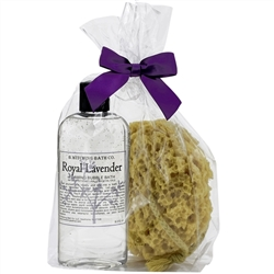 Royal Lavender Bubble Bath Gift Set