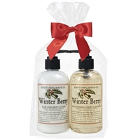 Winter Berry Gift Set
