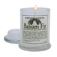 Balsam Fir Apothecary Soy Wax Candle