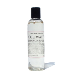 Rose Water Balancing Facial Toner
