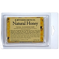 Natural Honey Facial Cleansing Bar