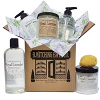 Royal Lavender Signature Gift Box