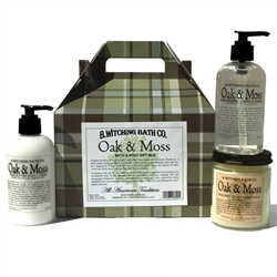 Oak & Moss Signature Gift Box