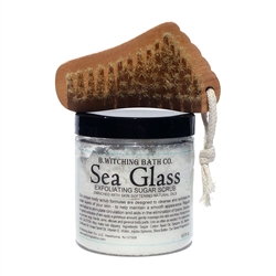 Sea Glass Exfoliating Sugar Scrub Gift Set