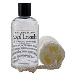Royal Lavender Shower Gel Gift Set