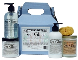 Sea Glass Escape Gift Box