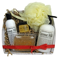 Coconut Milk Gift Tray