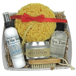 B.Witching Yoga & Meditation Spa Gift Tray