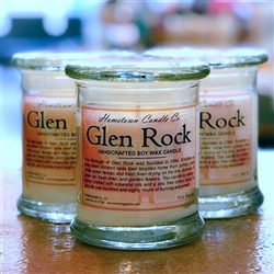 Hometown Candle - Glen Rock