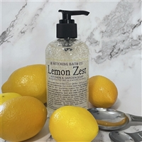 Lemon Zest Kitchen & Garden Soap