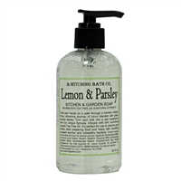 Lemon & Parsley Kitchen & Garden Soap