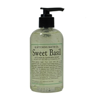 Sweet Basil Kitchen & Garden Soap