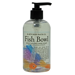 Fish Bowl Liquid Hand Soap - Toys Inside
