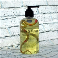 Vipers & Venom Liquid Hand Soap - Toys Inside