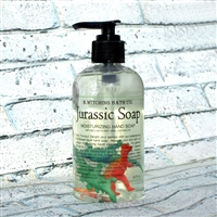 Jurasic Soap Liquid Hand Soap - Toys Inside